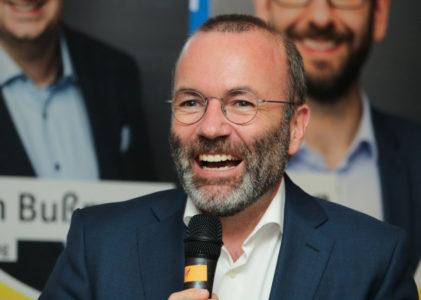 Rahels Musi beim politischen Sommerabend der CDU Bochum mit Manfred Weber